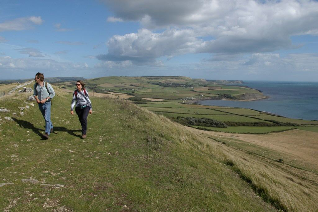 Wandern auf dem South West Coast Path