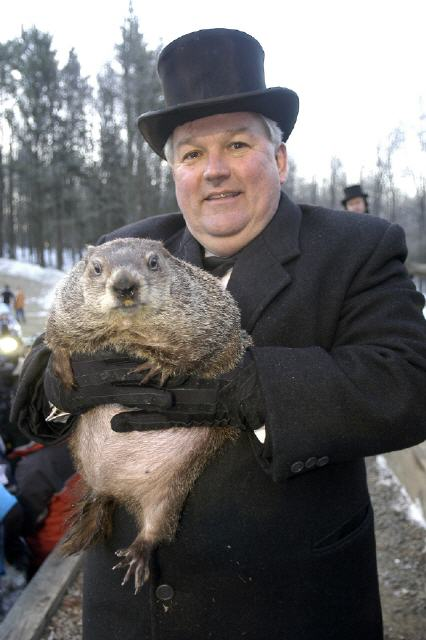 Groundhog Day, Punxsutawney