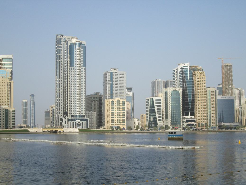Sharjah City